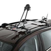 BICI 3000 Aluminium Roof Mount Bike Carrier - Silver