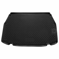 Tailored Black Boot Liner to fit Toyota C-HR 2016 - 2021 (with Raised Boot Floor)