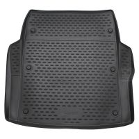 Tailored Black Boot Liner to fit BMW 3 Series Saloon (F30) (Excl. Hybrid) 2011 - 2019
