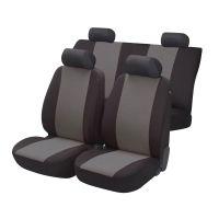Flash Anthracite/Black Car Seat Cover Set