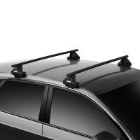 SquareBar Evo Steel Roof Bars to fit Ford Kuga Mk.2 2013 - 2019 (No Roof Rails)