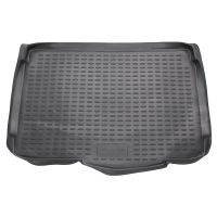 Tailored Black Boot Liner to fit Vauxhall Corsa (D) Mk.3 2006 - 2015