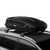 Force XT S 300L Black AeroSkin Roof Box