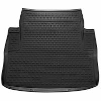 Tailored Black Boot Liner to fit BMW 3 Series Saloon (E90) 2005 - 2012